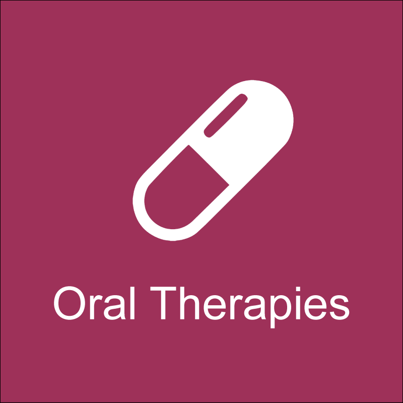 oral therapies icon