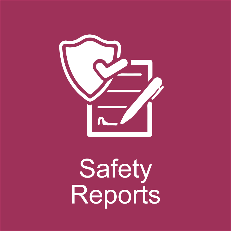 Safety Reports icon