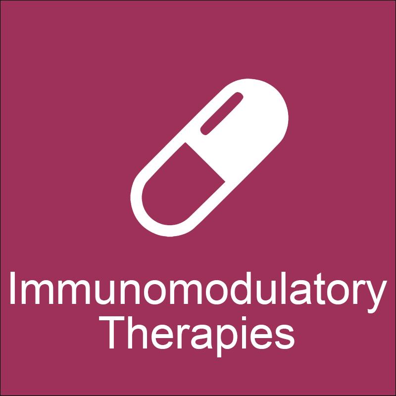 Immunomodulatory therapies icon